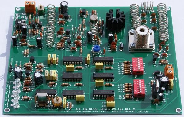 1 Watt PLL FM Transmitter Kit