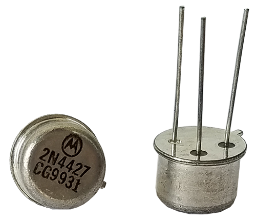 RF TRANSISTOR 2N4427 spare parts