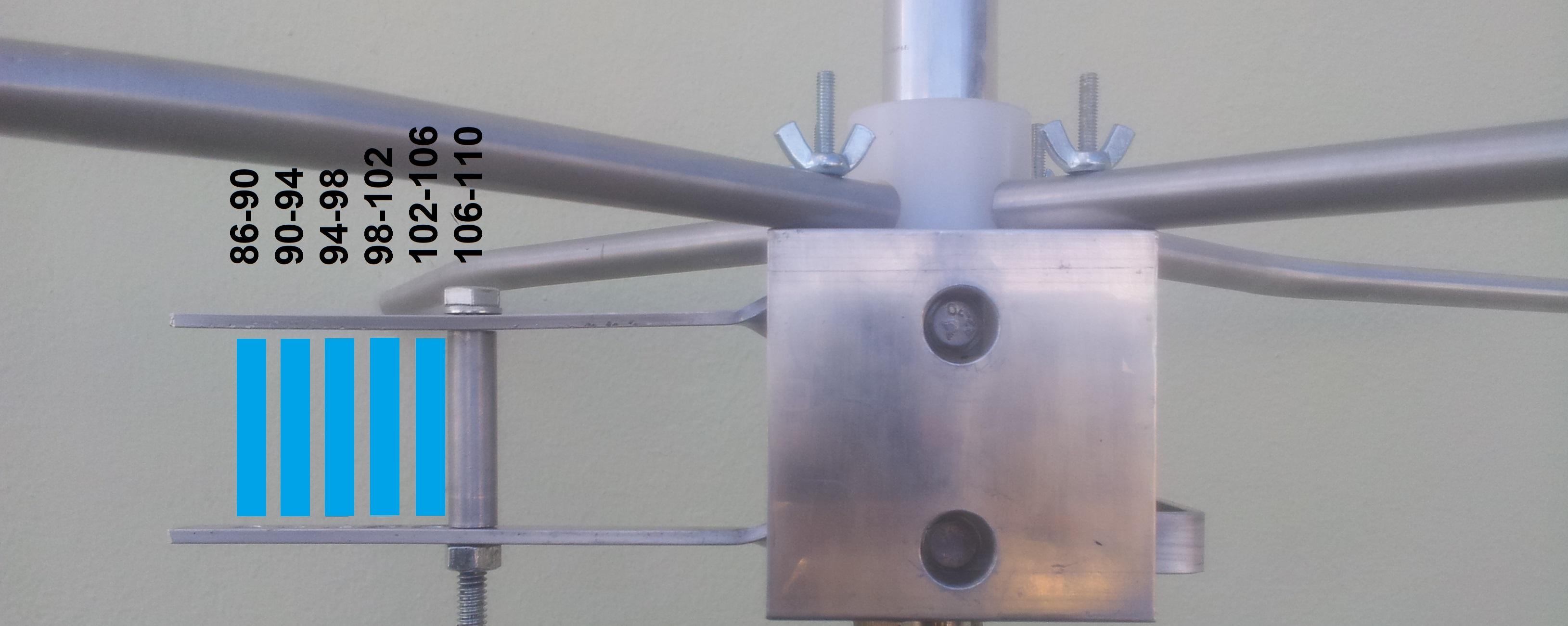 5 8 wave 2kw vertical high gain fm broadcasting antenna aareff