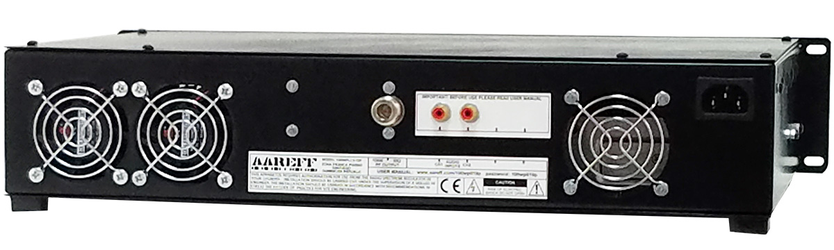 Veronica Aareff 100W FM Broadcasting Transmitter 4