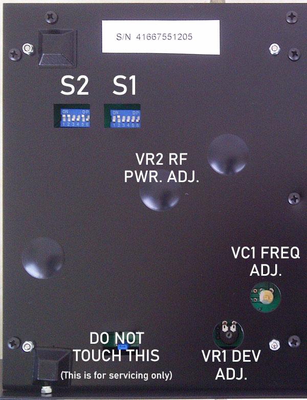 Aareff 1WPLLB Bottom Panel