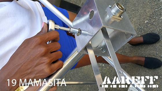 Assembling the Mamasita